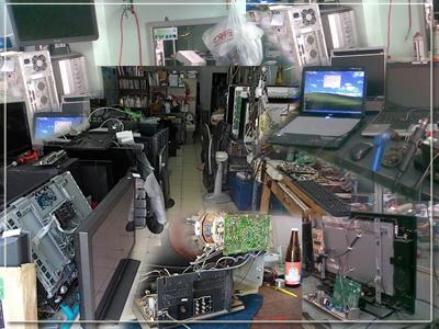 sửa tivi tại phùng khoang